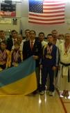 ФОТОРЕПОРТАЖ XIV чемпіонату світу з Фунакоші Шотокан Карате (FSKA)