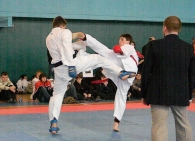 ІХ Чемпіонат України з Фунакоші шотокан карате серед юнаків та молоді