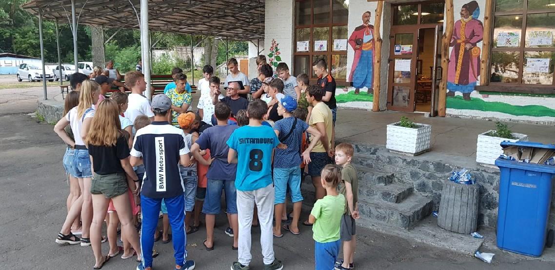 Черкащина прийняла GASSHUKU -2019