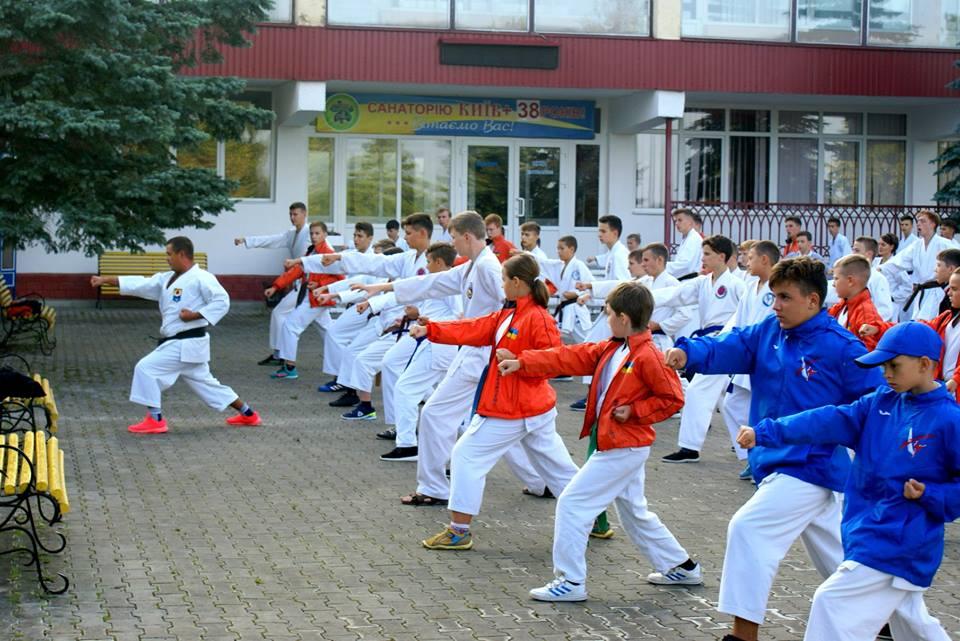 Львівщина прийняла GASSHUKU - 2018