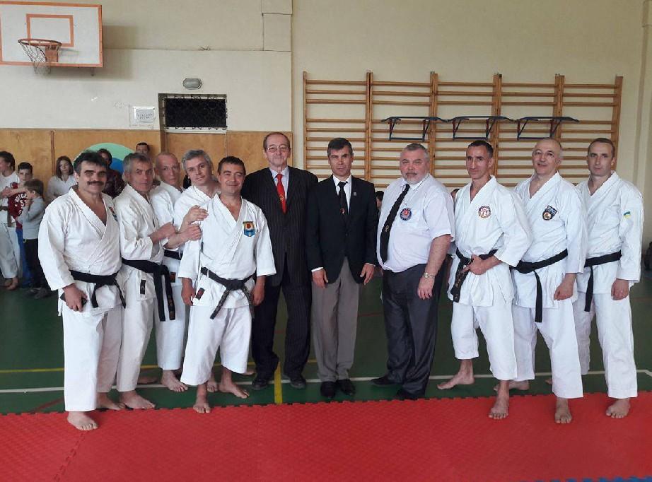 I Відкритий Чемпіонат України з карате за версією World JKA Association (WJKA)