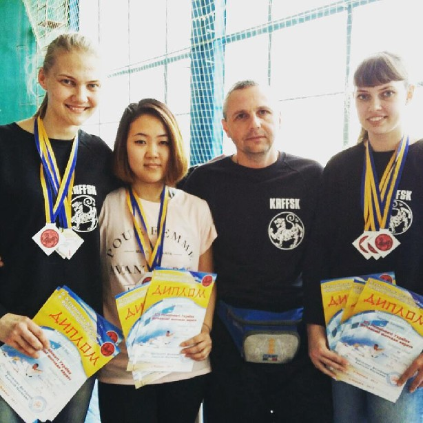 14 Чемпионат Украины FSKA