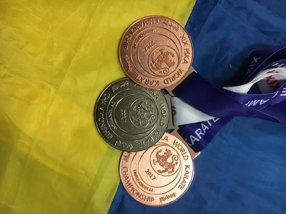 В Лондоні фінішував ХІХ Чемпіонат Світу з карате FSKA